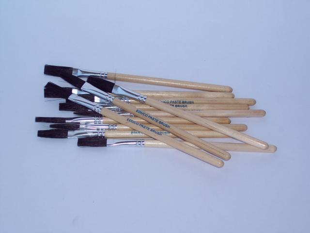 Paste brushes