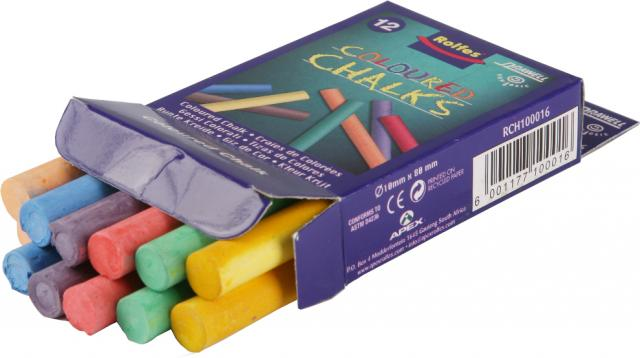 Rolfes coloured chalk