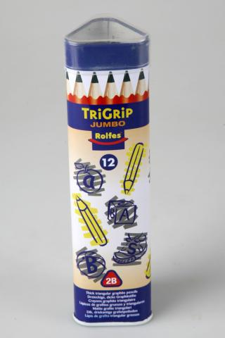Rolfes Jumbo triangular pencils