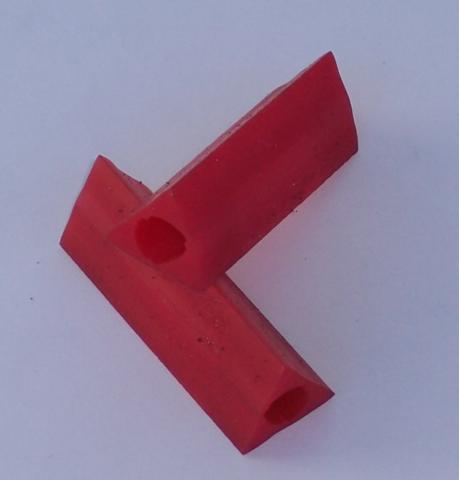 Pencil grip triangular