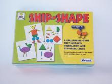 Frank Ship Shape