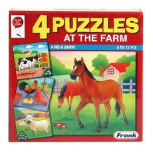 Frank 4 Puzzles