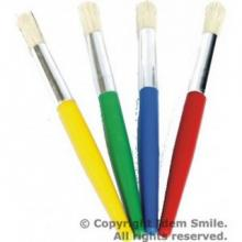 Smile Thick Paint Brushes