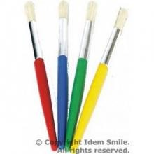 Smile Thin Paint Brushes